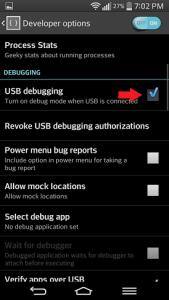 android-usb-debugging nasıl root edilir