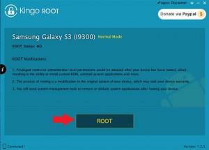 kingo-root-button nasıl root edilir