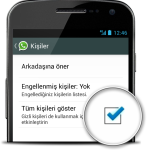 android whatsapp takip