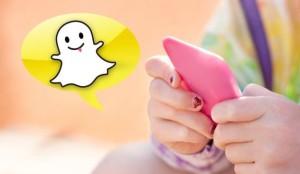 snapchat-uygulaması